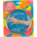 Kinetic Energy 3D Spring Rings, 5-1/4 Diameter, 1 Piece, Ages 8 and older