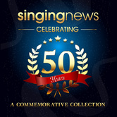 Singing News Celebrating 50 Years, by Various Artists, CD