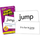 Trend, Sight Words Level 2 Flash Cards