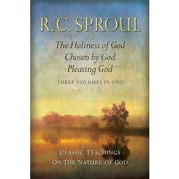 Classic Teachings on the Nature of God: 3 Books In 1, by R. C. Sproul, Hardcover