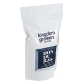 Kingdom Growers Coffee, Honduras Medium Coffee Grounds, 12 ounces