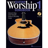 Guitar Worship Songbook, Book 1, by Hal Leonard, Songbook