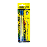 G.T. Luscombe, Bible Dry Highlighter Refill,  Yellow, Pack of 2