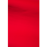The Fine Touch, Heavy Poster Board, 22 x 28 Inches, Metallic Red, 1 Piece