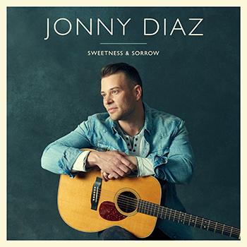 Sweetness & Sorrow, by Jonny Diaz, CD