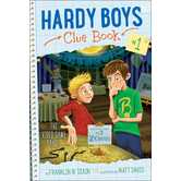 The Video Game Bandit, Hardy Boys Clue Book, Book 1, by Franklin W. Dixon and Matt David, Paperback
