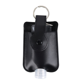 ID Avenue, Hand Sanitizer Holder with Keyring, Multiple Colors Available, 4 x 3 inches