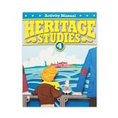 BJU Press, Heritage Studies 4 Student Activity Manual, 3rd Ed., Grade 4
