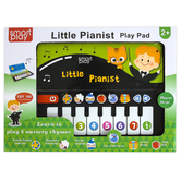 Smart Play, Little Pianist Play Pad, 7 x 9 inches, Ages 2 and Older