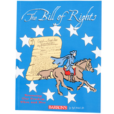 Barron's, The Bill of Rights, by Syl Sobel, Paperback, 48-Pages, Grades 3-7