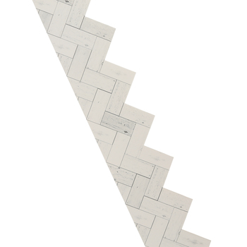 Farmhouse Lane Collection, Die-Cut Border Trim, 38 Feet, Whitewashed Shiplap