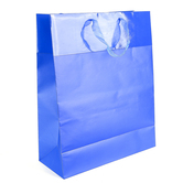 Brother Sister Design Studio, Jumbo Solid Gift Bag, Multiple Colors Available, 17 x 21 x 7 inches