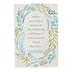 DaySpring, Botanical Frames Boxed Sympathy Cards, 12 Cards with Envelopes