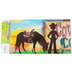 Goin' West Collection, Banner, 11.5 x 60 Inches, Multi-Colored, 1 Piece