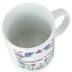 Holy Land Gifts, Shalom Y'all Coffee Mug, Ceramic, White, 10 Ounces