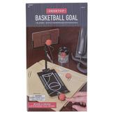 Desktop Basketball Goal, 9 5/8 x 3 3/4 x 8 inches