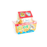 Melissa & Doug, Wooden Noah's Ark Playset, Ages 2 to 4 Years Old, 29 Pieces