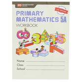 Singapore Math Primary Math Workbook 5A US Edition, Grade 5