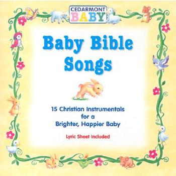 Baby Bible Songs, by Cedarmont Baby, CD