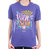 Kerusso, It Is Well With My Soul, Women's Short Sleeve T-Shirt, Purple Heather, Small