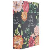 CSB Notetaking Bible: Hosanna Revival Edition, Hardcover, Dahlias Design