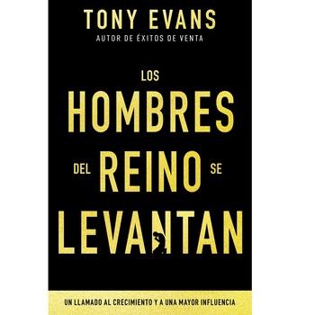 Pre-buy, Los Hombres del Reino se Levantan, by Tony Evans, Paperback