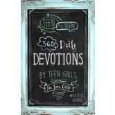 Teen to Teen: 365 Daily Devotions by Teen Girls for Teen Girls, by Patti M. Hummel
