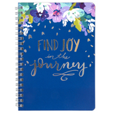 Carolina Pad, Silver Lining Personal Notebook, 80 Sheets, 7 x 5 inches