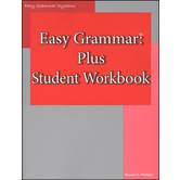 Easy Grammar Plus Student Workbook