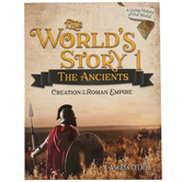 Master Books, The World's Story 1: The Ancients, by Angela O'Dell, Student, Grades 6-8