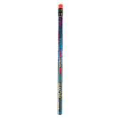 Color Me Brilliant Collection, Super Words Pencil, 7.38 Inches, 1 Each