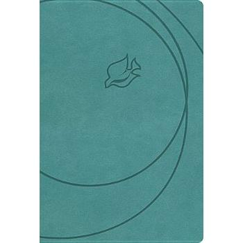 NIV New Spirit Filled Life Bible, Imitation Leather, Turquoise