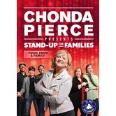 Chonda Pierce Presents: Stand-Up For Families: Food, Faith & Family, DVD