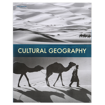 BJU Press, Cultural Geography Student Book, 5th Edition, Paperback, 600 Pages, Grade 9
