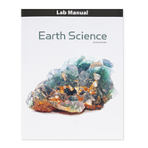 BJU Press, Earth Science Student Lab Manual, 5th Edition, Paperback, Grade 8