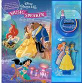 Disney Princess Music Speaker Storybook, by Courtney Acampora, Sound Book