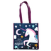 Stephen Joseph, Unicorn Large Recycled Gift Bag, 13 1/2 x 13 x 7 1/2 inches