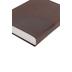 NIV Reference Bible, Super Giant Print, Imitation Leather, Chocolate