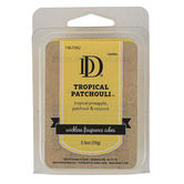 D&D, Tropical Patchouli Wickless Fragrance Cubes, Yellow, 2 1/2 ounces
