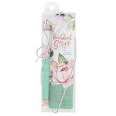CTA, Inc., Abundant Grace Bookmark & Pen Set, 2 1/2 x 6 1/2 inches, 2 Pieces
