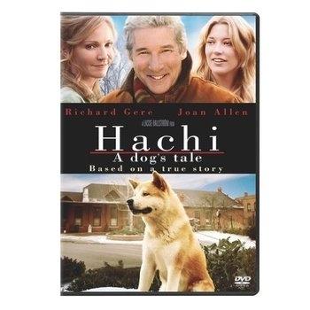 Hachi: A Dog's Tale, DVD