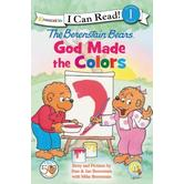 Berenstain Bears, God Made the Colors