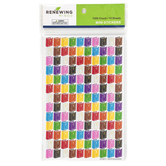Renewing Minds, Bible Mini Incentive Stickers, Assorted Colors, Pack of 1300