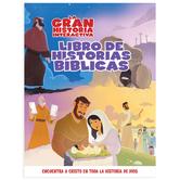 La Gran Historia: Libro Interactivo de Relatos Biblicos, by B&H Espanol, Hardcover