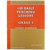 Easy Grammar Ultimate Series: 180 Daily Teaching Lessons Grade 9 Student Workbook, Paperback, Grade 9