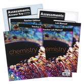BJU Press, Chemistry Complete Subject Kit, 5th Edition, Box Set, Grade 11