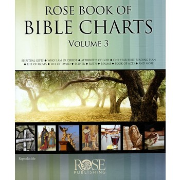 Rose Book of Bible Charts Volume 3
