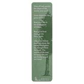 CTA, Inc., Colossians 2:7 Man of God Pen and Bookmark Set, 5 7/8 x 2 1/4 inches