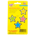 Trend, Bold Strokes Stars Mini Accents Variety Pack Cutouts, Multi-colored, 3 Inches, 36 Pieces