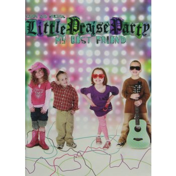 Little Praise Party My Best Friend: My Best Friend, by Yancy and Friends, DVD